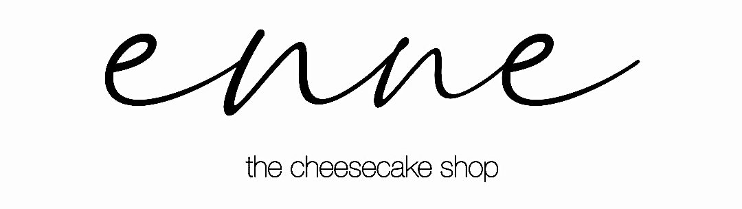 enne THE CHEESECAKE SHOP